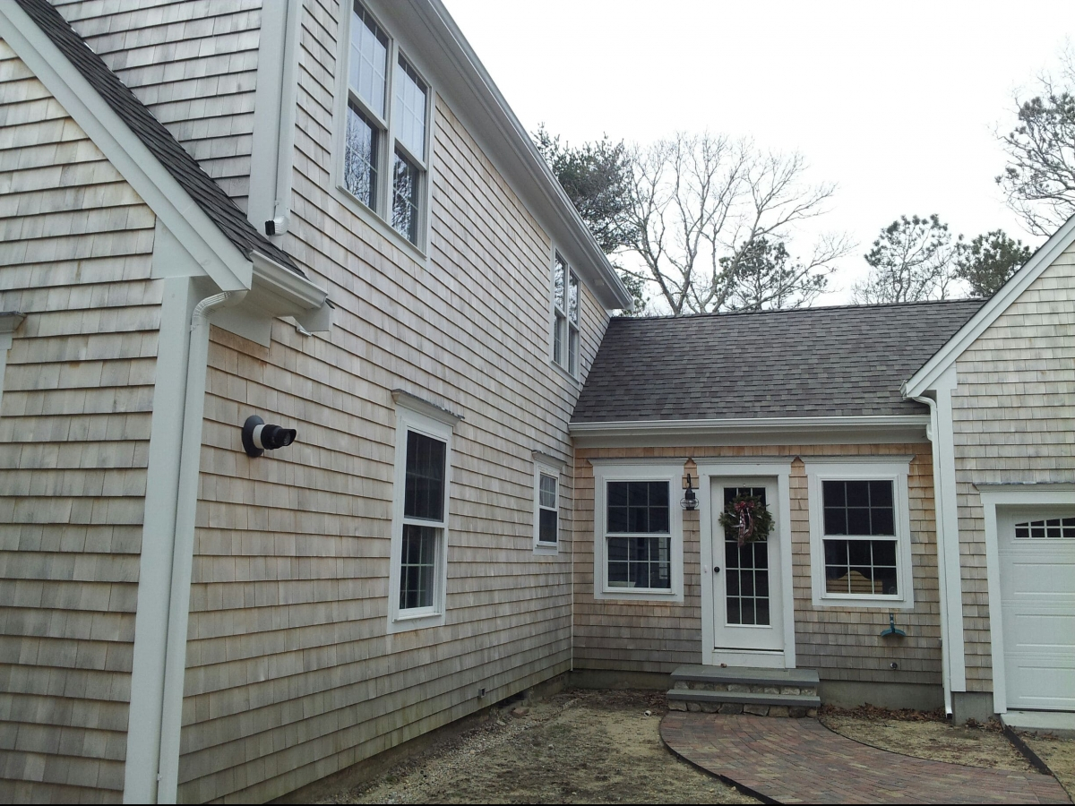 5 Gutter Installation Buzzards Bay