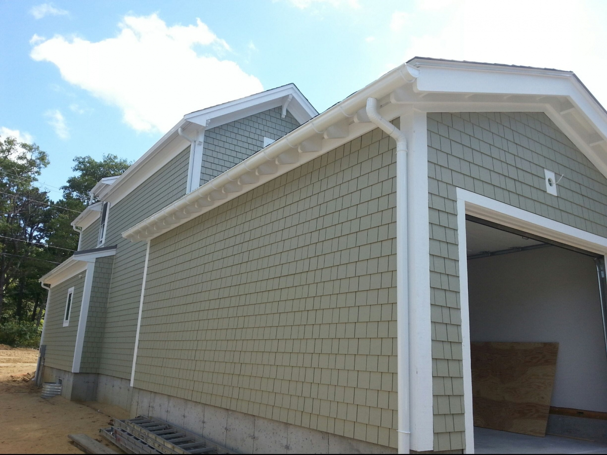 Seamless Gutter Installations Of All Types In Mashpee Ma
