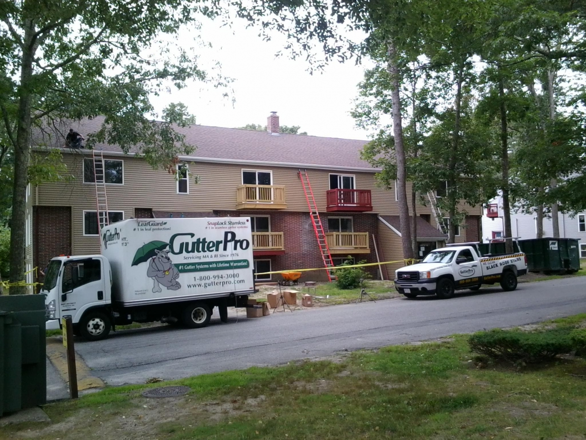 Gutter Installation Cleaning And Repair In Plymouth Ma