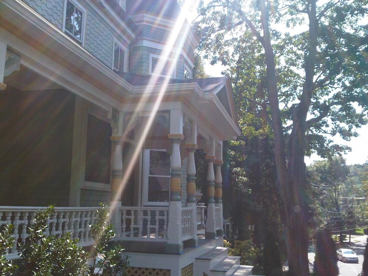 5 Gutter Installation West Roxbury