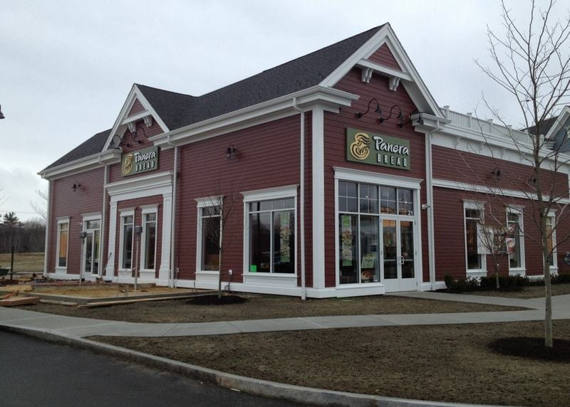 Seamless Commercial Gutter Wayland Town Center Wayland MA