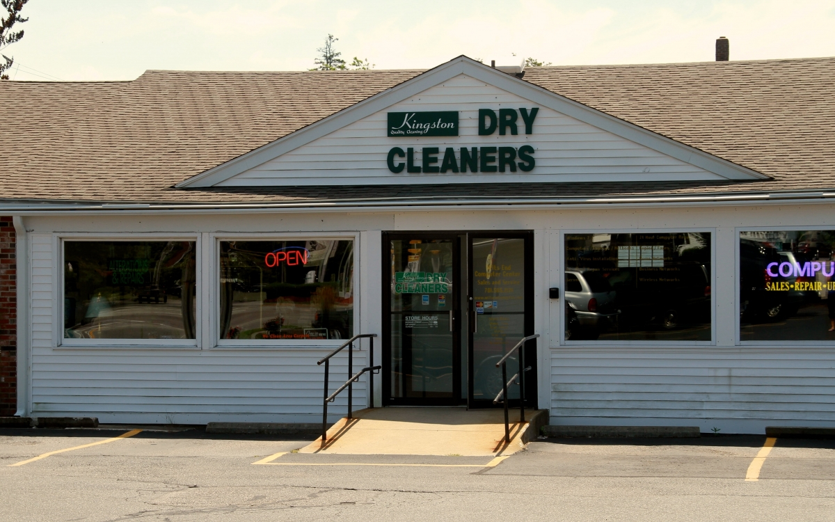 LeafGuard Gutter Kingston Dry Cleaners Kingston MA