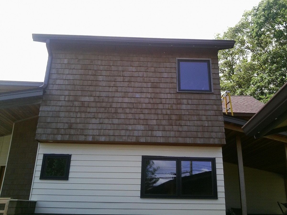 SnapLock Gutter Installation Fall River