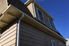 Wood Gutter Installation Watertown